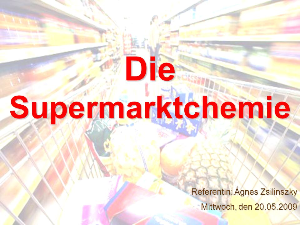 3 Inhaltsverzeichnis Geschichte der (Super)märkte Geschichte der (Super)märkte Was macht einen Markt super.