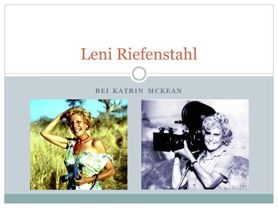 Ihre Frühe Jahre Sie wurde am 22.August 1902 in Berlin geboren.
