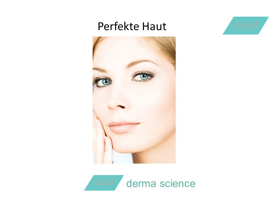 Perfekte Haut derma science