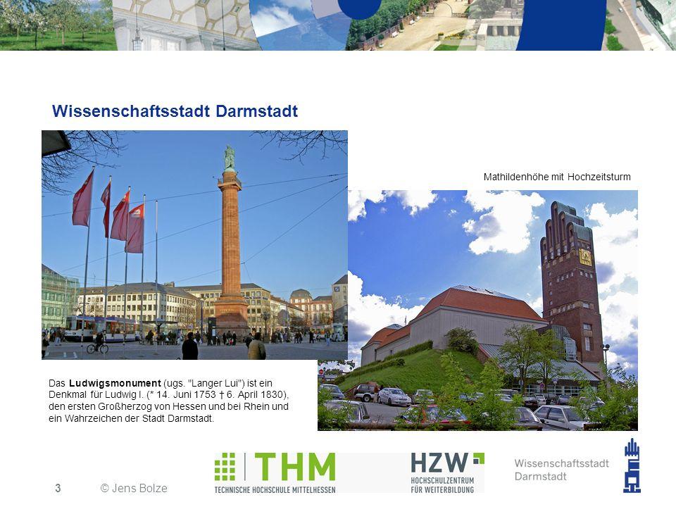 Wissenschaftsstadt Darmstadt © Jens Bolze3 Das Ludwigsmonument (ugs.