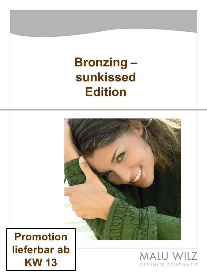 Bronzing – sunkissed Edition Der goldige Teint während der Sommermonate lässt jede Frau besonders strahlen.