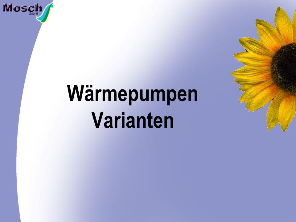 Flächenkollektor (Direktverdampfung) Wärmequelle Erdreich