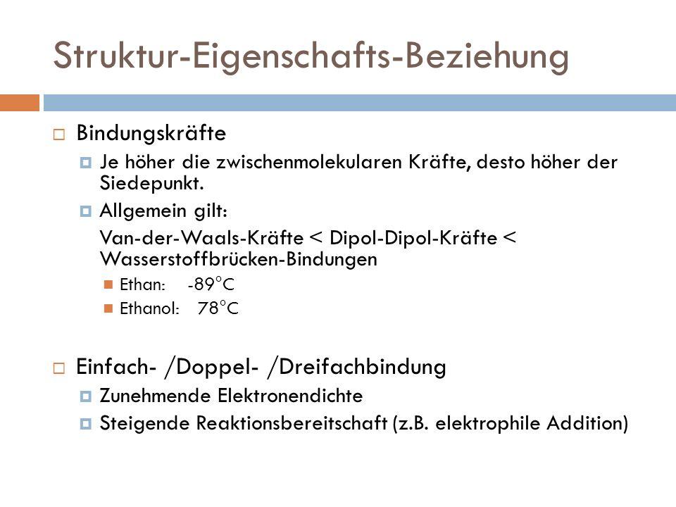 14 Struktur-Eigenschafts-Beziehung Räumliche Struktur Moleküle mit ...: slideplayer.de/slide/879927