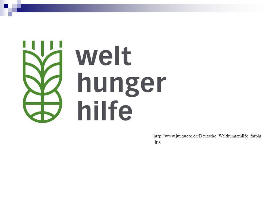 Was ist die Deutsche Welthungerhilfe e.V .