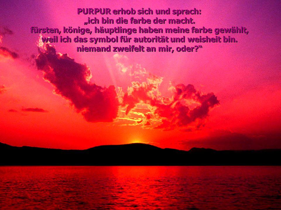 BLAU: denkt nur an die erde…., betrachte den himmel, gewässer und das meer. das wasser, das die basis für alles leben darstellt und aus den tiefen des