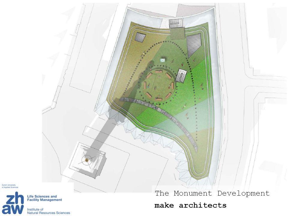 The Monument Development make architects