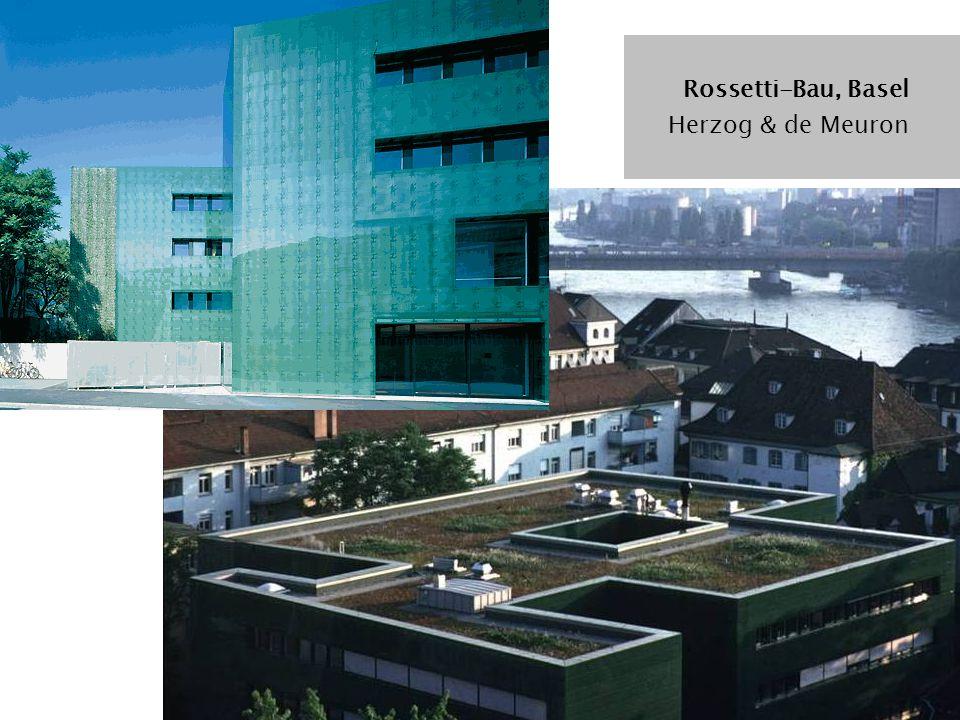 Rossetti-Bau, Basel Herzog & de Meuron