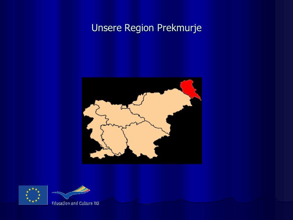 Unsere Region Prekmurje