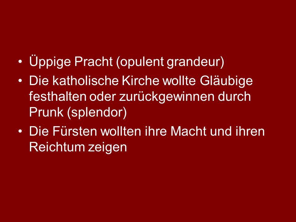 Rokoko Kapitelle in Steinhausen