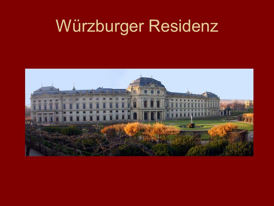 Schloss Sansoucie in Potsdam
