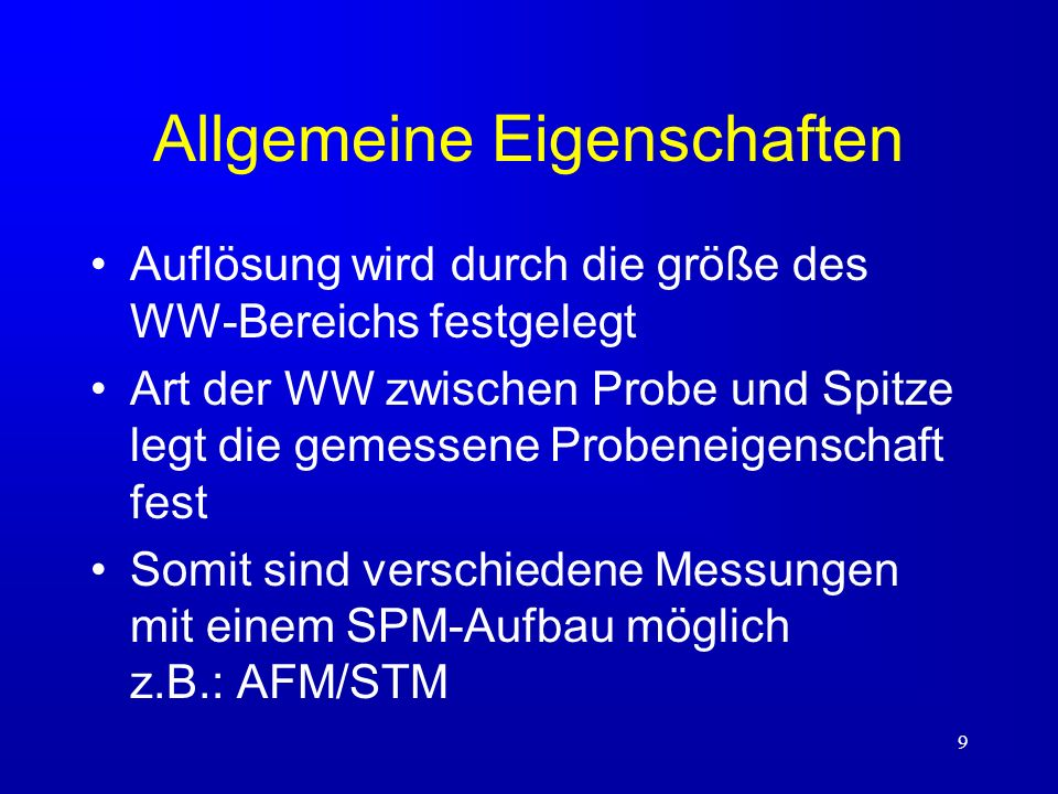 30 Abbildungsfehler Hysterese Hysterese http://www.physikinstrumente.com/tutorial/4_20.html Abbildungsfehler durch Hysterese http://www.tmmicro.com/spmguide/2-2-2.htm