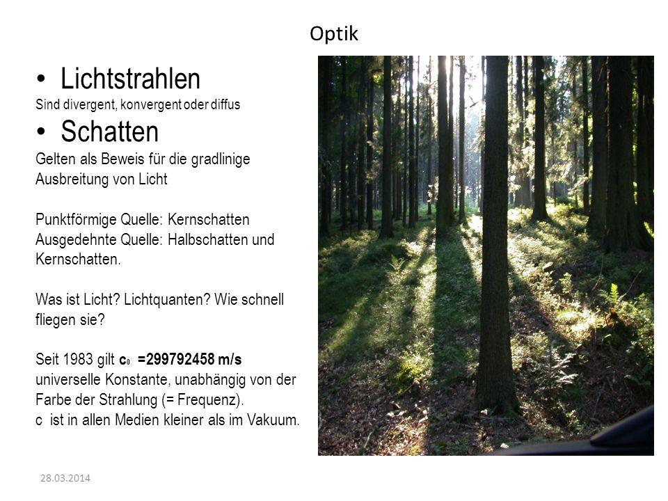 Optik 28.03.2014 Schatten Bilder aus Bergmann-Schäfer, LB d.