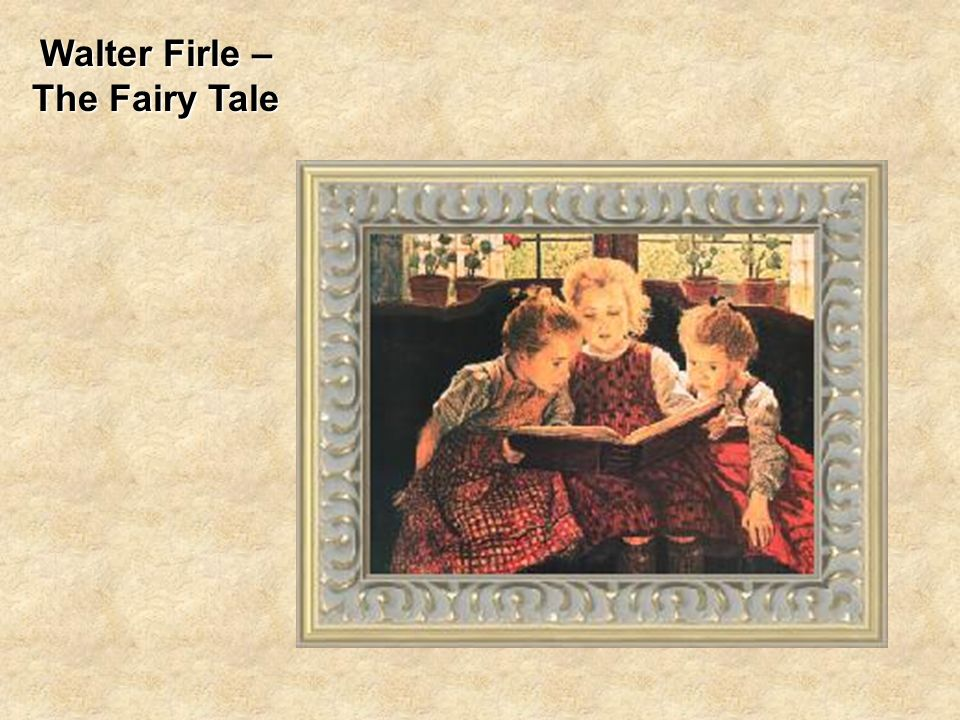Walter Firle – The Fairy Tale