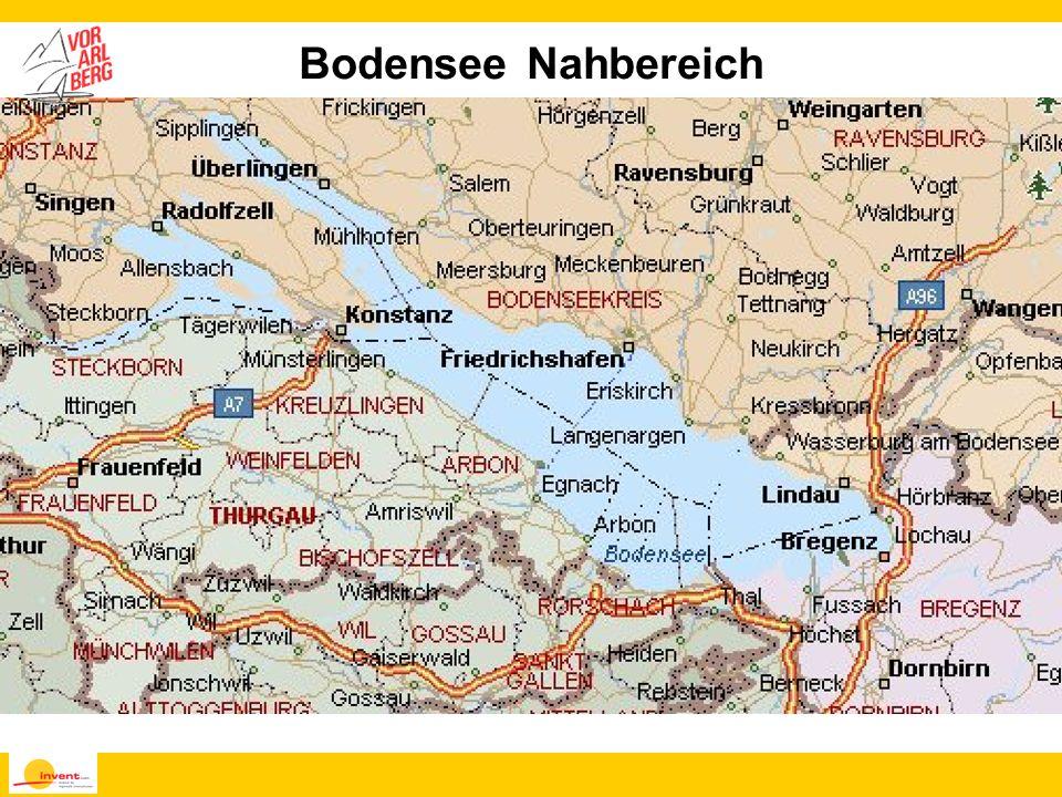 Bodensee Nahbereich