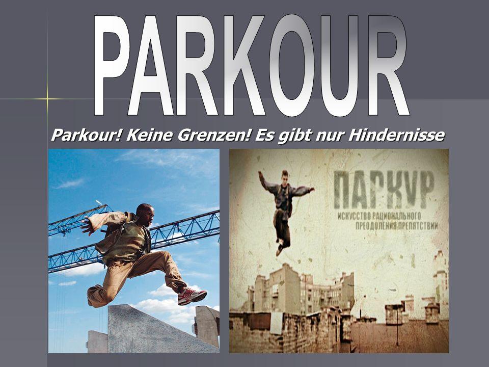 Parkour Hip-Hop