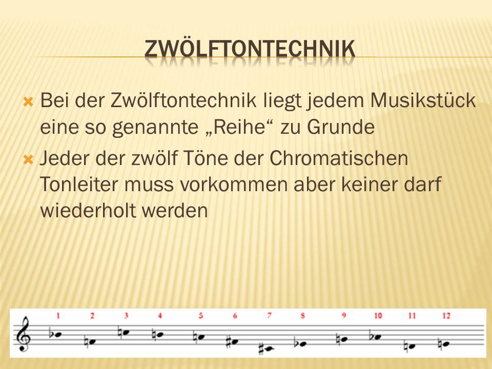Arnold Schönberg (* 13. September 1874 in Wien; 13. Juli 1951 in Los Angeles) war ein österreichischer Komponist, Musiktheoretiker, Kompositionslehrer