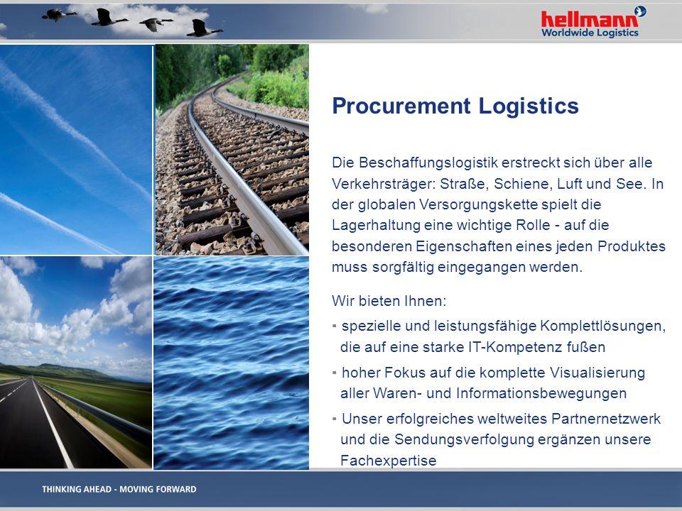 Retail Logistics Das bedeutet für uns nicht nur Handels- Logistiklösungen aus einer Hand sondern auch Schnelligkeit in der Umsetzung.