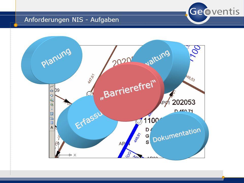 Erfassung Planung Dokumentation Verwaltung Barrierefrei