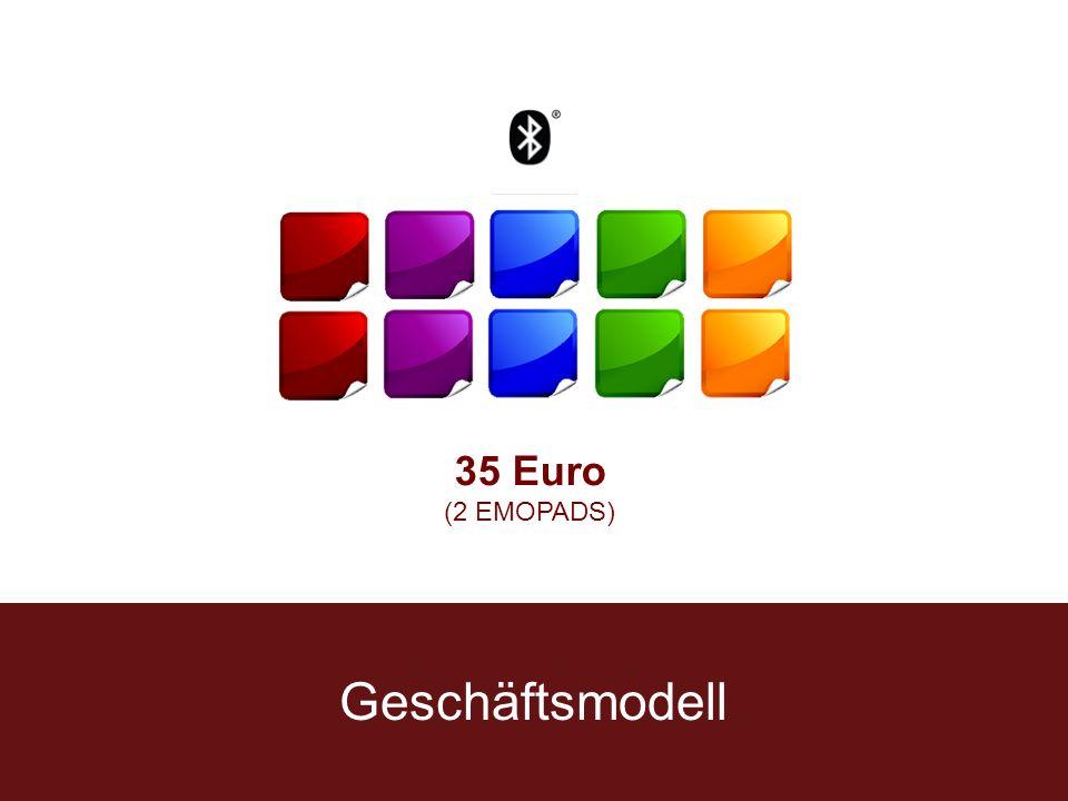 Geschäftsmodell 35 Euro (2 EMOPADS)