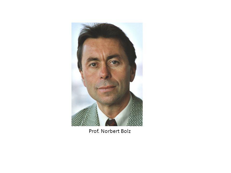 Prof. Norbert Bolz