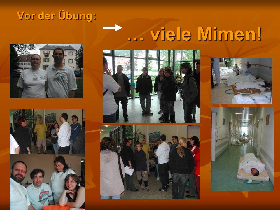 Zusammenwirken im Einsatz (Führungsstruktur) BOS Einsatzleitung Feuerwehr Krankenhaus KlinEL (vorläufig) = Ko-Funktionen, ebenso Verbindung zur EL.