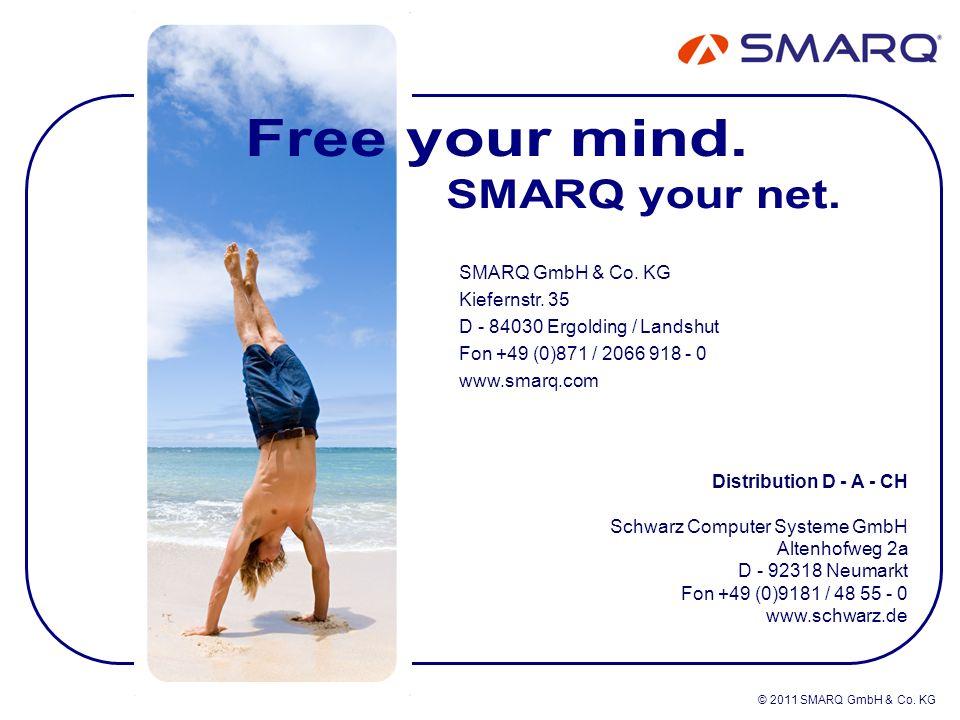 SMARQ GmbH & Co. KG Kiefernstr.