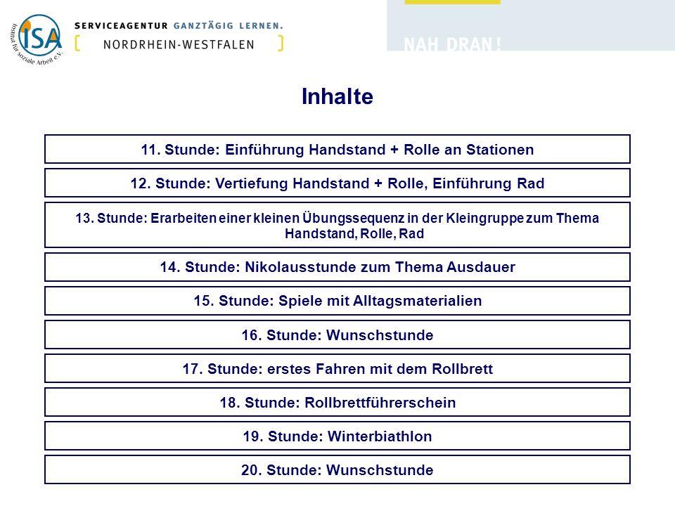Literatur Bergedorfer Grundschulpraxis Sport 1./2.