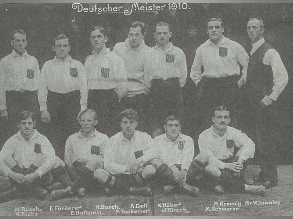 Amtliche Bekanntmachung des Deutschen Fußballbundes am 19.