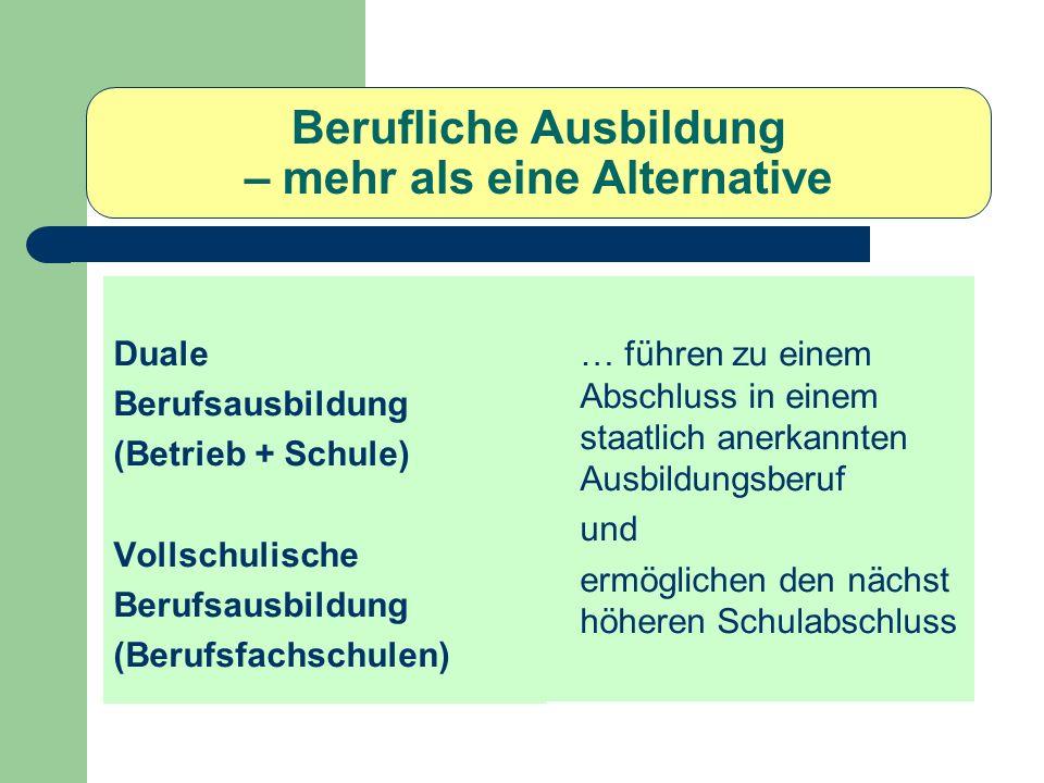 Gymnasiale Oberstufe (VGO) Gymnasiale Oberstufe (Bert-Brecht-Schule) Berufliches Gymnasium (Heinrich-Emanuel-Merck-Schule) Dauer: 3 Jahre Abitur = Allgemeine Hochschulreife