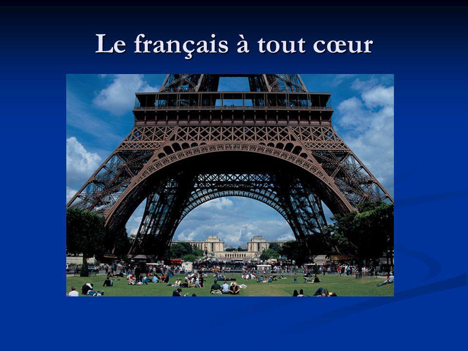 Le français à tout cœur