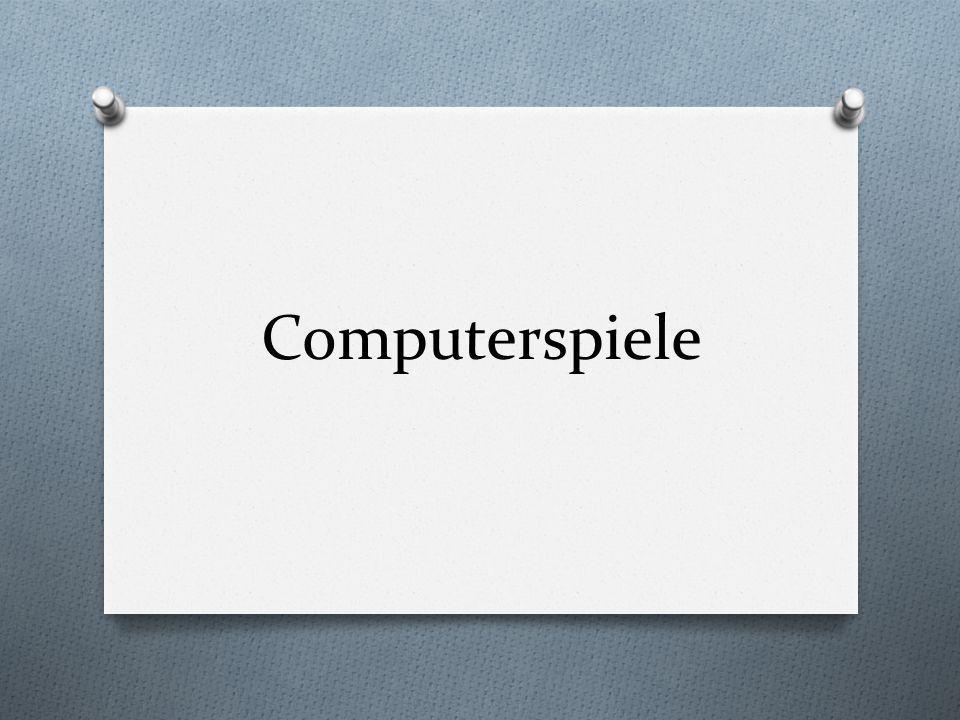 Arten O Browsergames (Man staret das spiel direkt im Browser) z.B.