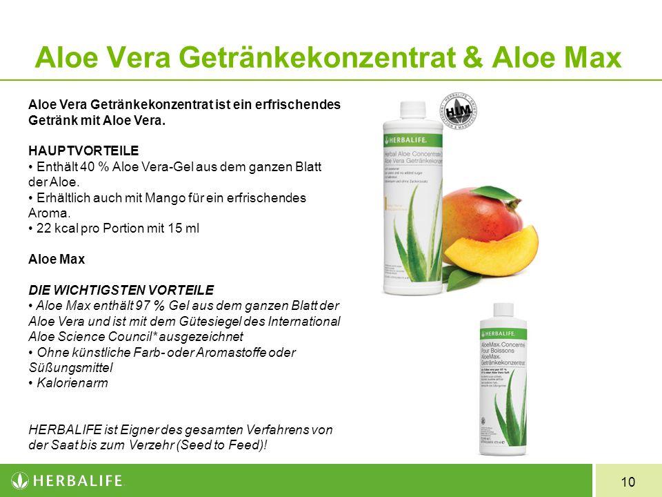10 Aloe Mango Konzentrat Aloe Vera Getränkekonzentrat ist ein erfrischendes Getränk mit Aloe Vera. HAUPTVORTEILE Enthält 40 % Aloe Vera-Gel aus dem ga
