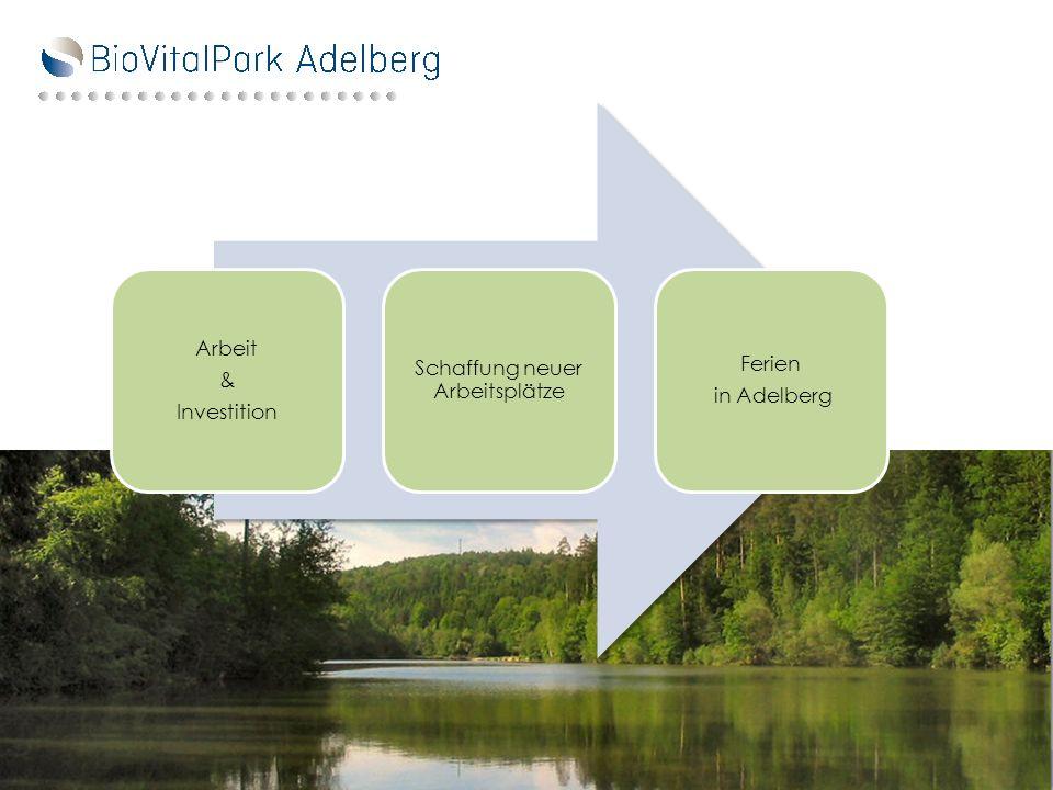 Arbeit & Investition Schaffung neuer Arbeitsplätze Ferien in Adelberg