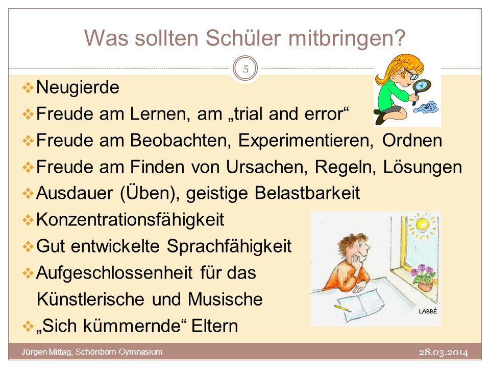 E (5) L (5) Gr/Span (8) / E (5) F (6) Gr/Span (8) / E (5) L (6) F (8) E (5) F (6) NwT (8) E (5) L (6) NwT (8) L (5) F (5) NwT (8) Schulprofile 28.03.2014 Jürgen Mittag, Schönborn-Gymnasium/Hanspeter Gaal, Justus-Knecht-Gymnasium 6 Sport - bzw.