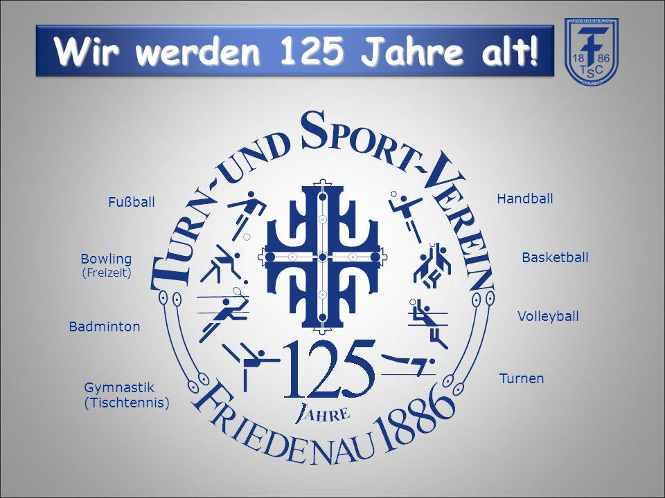 125 Jahre Friedenauer TSC 1886 e.V.