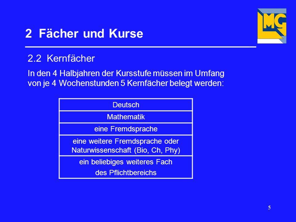 26 5 Gesamtqualifikation __________________________________ Block II Art der PrüfungWertung des Ergebnisses nur schriftlich oder nur mündlich 4-fach schriftlich (s) und mündlich (m) 2:1 4-fach schriftlich (s) und fachpraktisch (f) (in BK, Musik, Sport) 1 : 1 4-fach Die BLL kann das mündliche Prüfungsfach ersetzen und wird dann (auch) vierfach angerechnet.