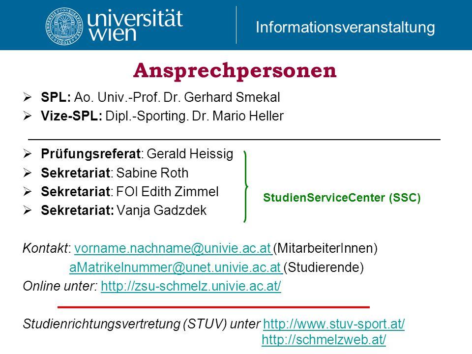 Informationsveranstaltung http://lehre-schmelz.univie.ac.at/ssc-studienservicecenter/infos-fuer-studienanfaenger/easy-view/ Easy View