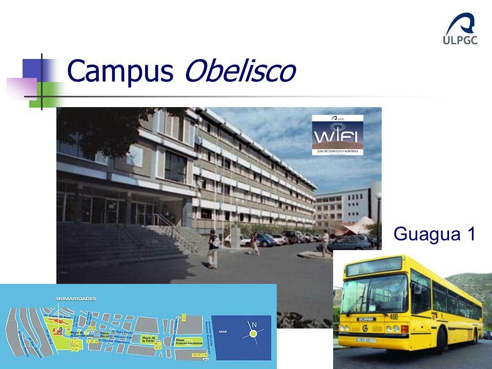 Campus Obelisco Guagua 1