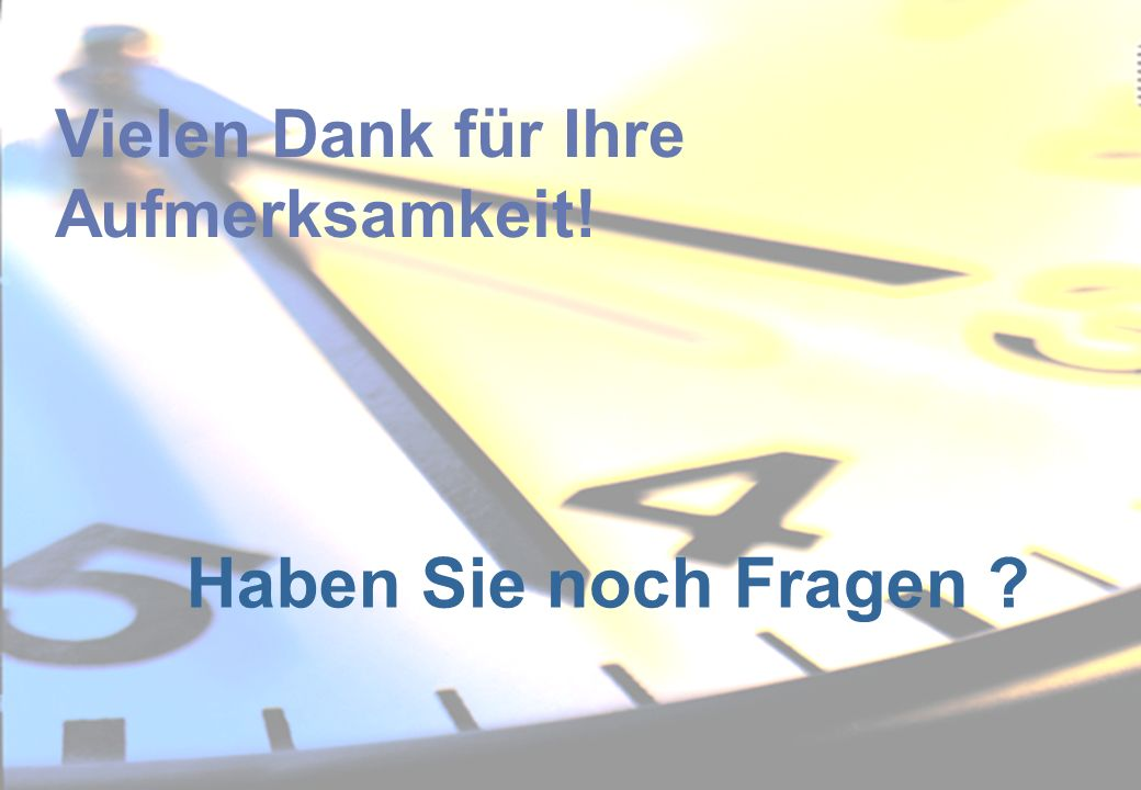 28.03.2014 Folie: 57 Tammena + Partner Unternehmensberatung für Management, Logistik und Controlling GmbH Vielen Dank für Ihre Aufmerksamkeit! Haben S