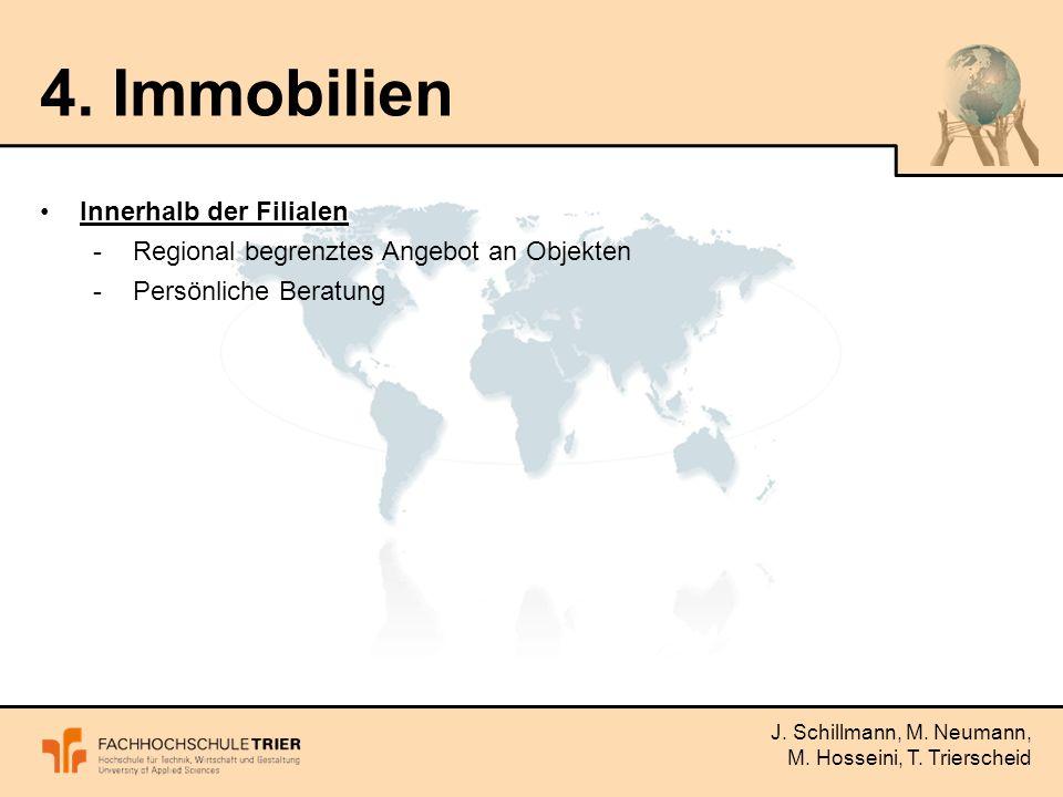 J. Schillmann, M. Neumann, M. Hosseini, T. Trierscheid 4.