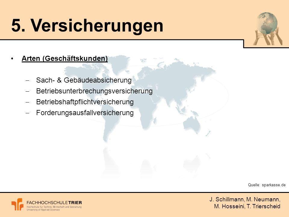 J. Schillmann, M. Neumann, M. Hosseini, T.