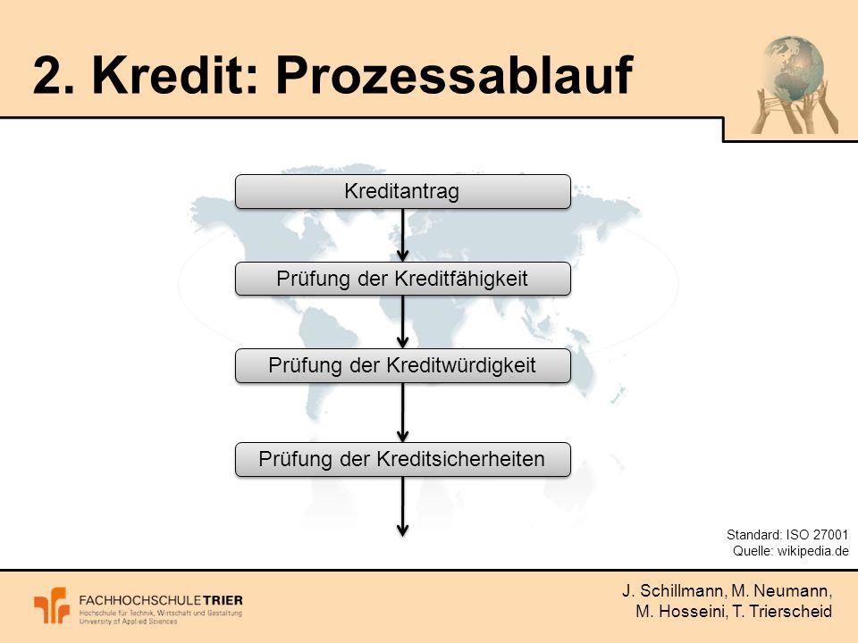 J. Schillmann, M. Neumann, M. Hosseini, T. Trierscheid 2.