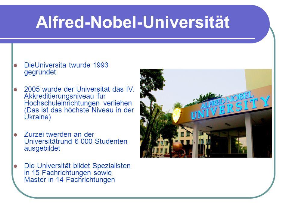 DieUniversitä twurde 1993 gegründet 2005 wurde der Universität das IV. Akkreditierungsniveau für Hochschuleinrichtungen verliehen (Das ist das höchste