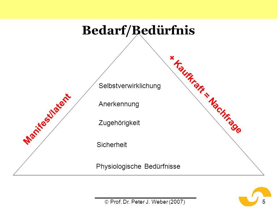 Prof.Dr. Peter J. Weber (2007)6 konsumtive .