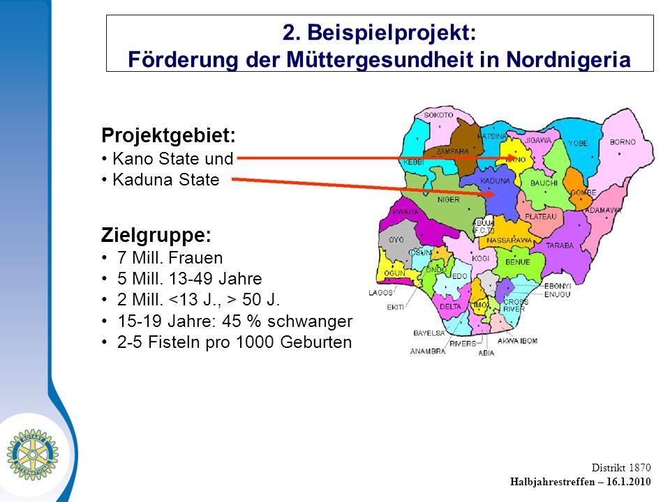 Distrikt 1870 Halbjahrestreffen – 16.1.2010 2.