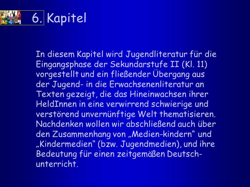 6.1 Klasse 11 Hanna Johansen: Die Analphabetin (B) Jostein Gaarder: Sofies Welt (B,H,CD-Rom) Günter Grass: Die Blechtrommel (B,F)