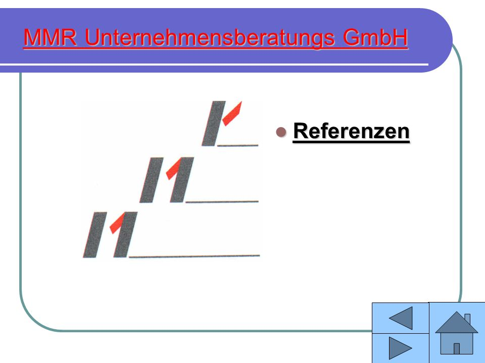 MMR Unternehmensberatungs GmbH Referenzen Referenzen