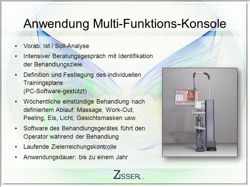 Produktpalette Multifunktionskonsole Für eigenes Studio und Partner Herstellung von individuellen Emulsionen Forschungsprojekt mit der Charite Bio NIce Für Heimanwender