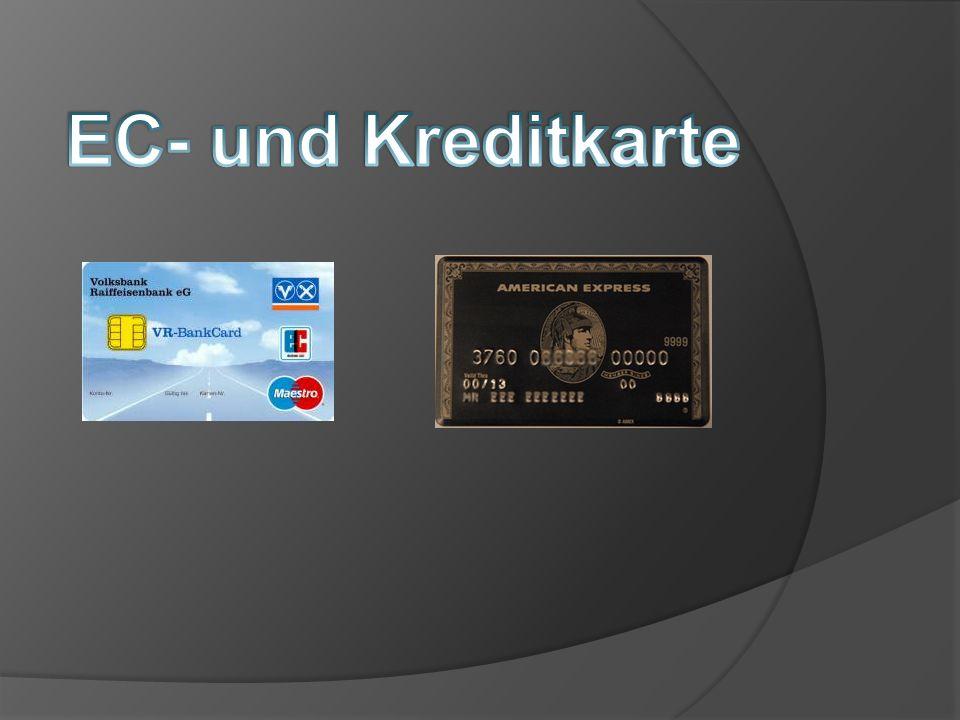 Kreditinstituten z.B Dachmarkengesellschaften