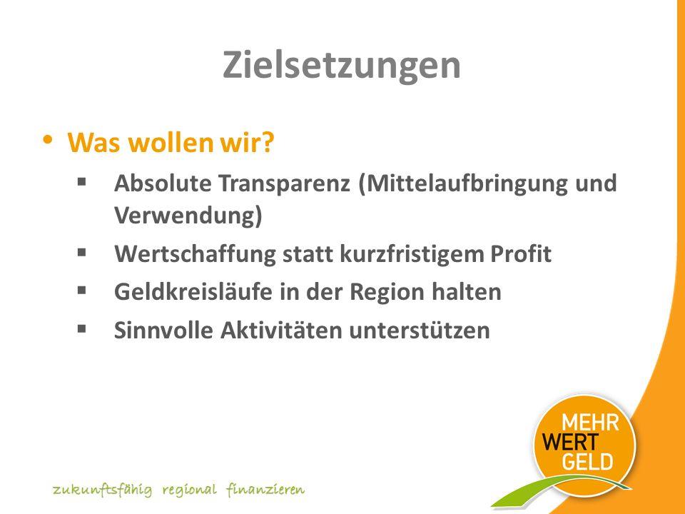 Das Vorbild Ethical Banking, Bozen Südtirol Repräsentiert durch Helmut Bachmayer